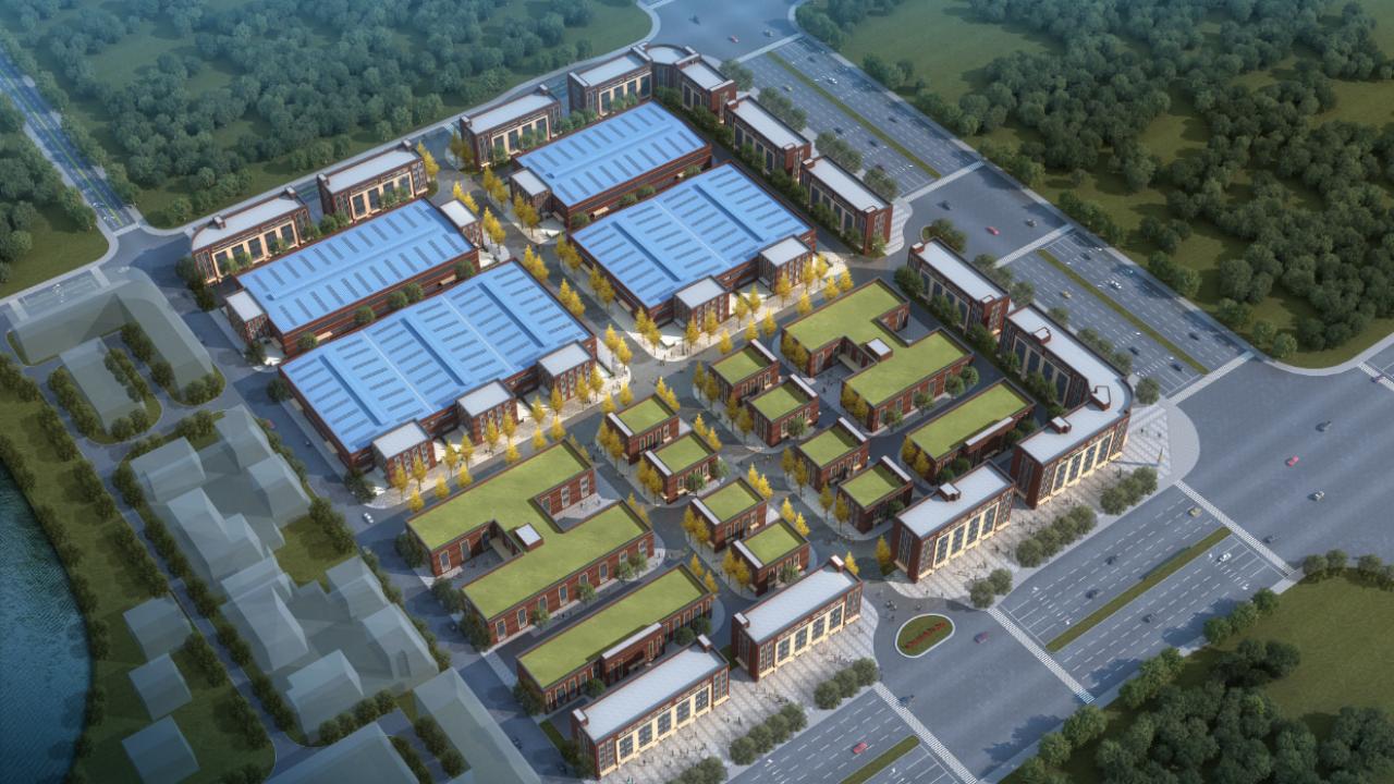 盛阳智能家居电子元器件产业园